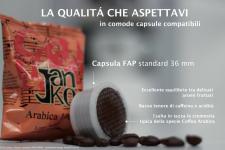 Caffè in capsule - 3 Chicchi da Gambero Rosso 2018-19-20-21